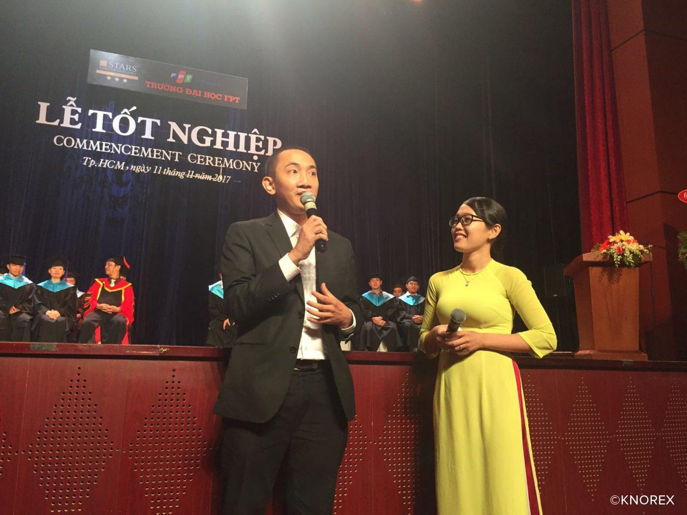 Knorex joins FPT University in Vietnam