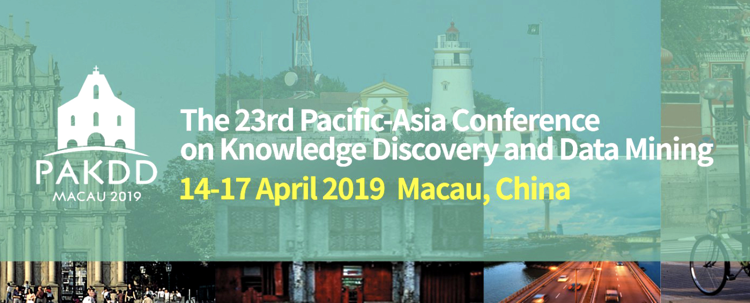 Knorex Research Paper Accepted for Presentation at the PAKKD 2019 Conference at Macau, China 1