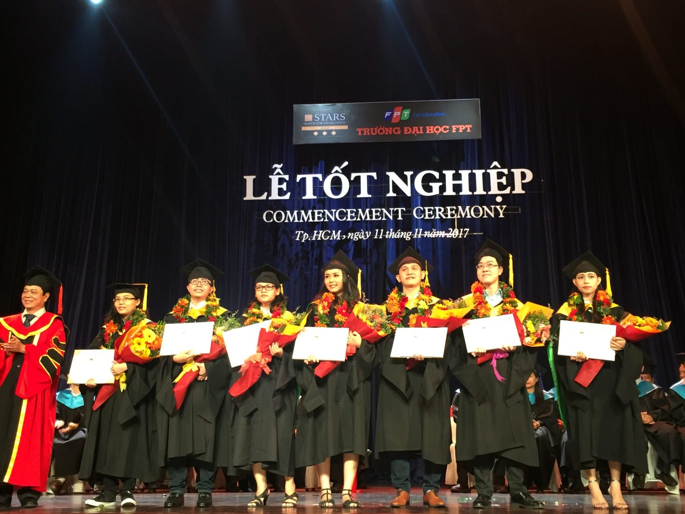 Knorex Joins FPT University in Vietnam for Commencement 6