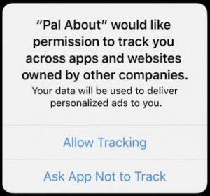 iOS Devices - Not to TrackiOS Devices - Not to Track